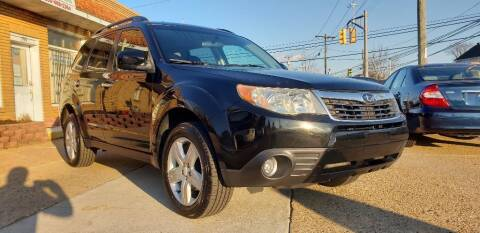 2010 Subaru Forester for sale at A.C. Greenwich Auto Brokers LLC. in Gibbstown NJ