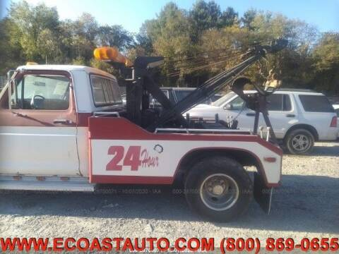 1979 Ford F350 CUSTO for sale at East Coast Auto Source Inc. in Bedford VA