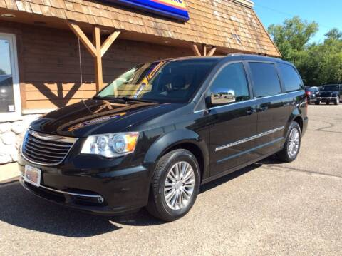 2014 Chrysler Town and Country for sale at MOTORS N MORE in Brainerd MN