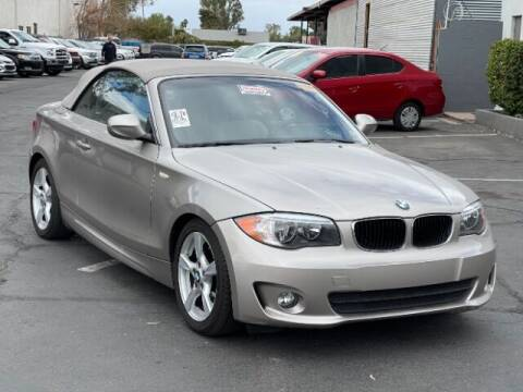 2013 BMW 1 Series for sale at Brown & Brown Wholesale in Mesa AZ