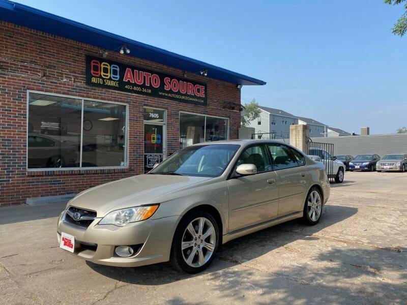 2008 Subaru Legacy for sale in Ralston, NE