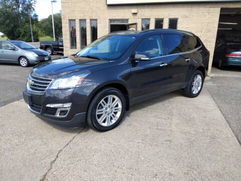 2014 Chevrolet Traverse for sale at CARTIVA in Stillwater MN