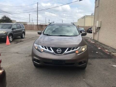 2011 Nissan Murano for sale at Reliable Auto Sales in Plano TX