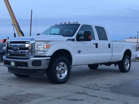 2015 Ford F-350 Super Duty for sale at Casey's Auto Detailing & Sales in Lincoln NE