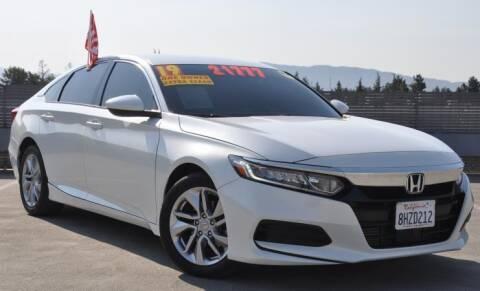 2019 Honda Accord for sale at AMC Auto Sales, Inc in San Jose CA