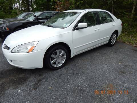 2004 Honda Accord for sale at Dave's Auto Connection LLC in Etters PA