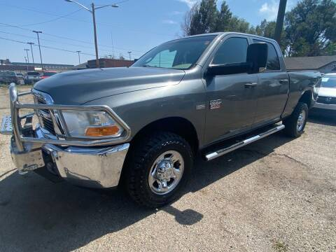 2011 RAM Ram Pickup 2500 for sale at Martinez Cars, Inc. in Lakewood CO