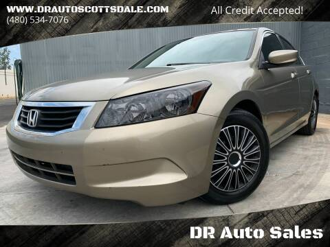 2010 Honda Accord for sale at DR Auto Sales in Scottsdale AZ