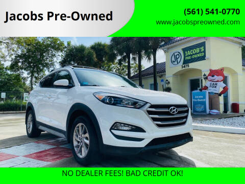 2017 Hyundai Tucson for sale at Jacobs Pre-Owned in Lake Worth FL
