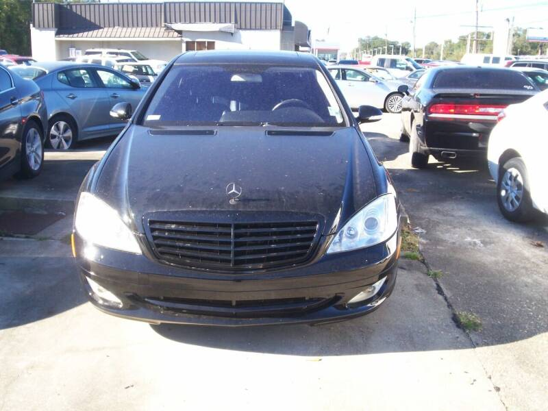 2007 Mercedes-Benz S-Class for sale at Louisiana Imports in Baton Rouge LA