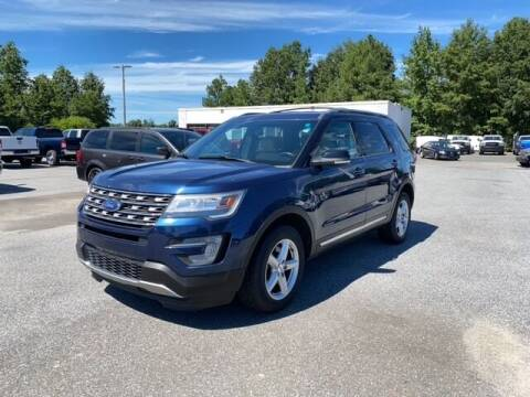 2016 Ford Explorer for sale at FRED FREDERICK CHRYSLER, DODGE, JEEP, RAM, EASTON in Easton MD