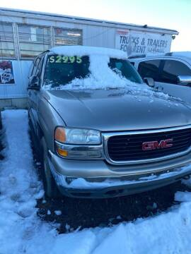 1999 Chevrolet Suburban for sale at Classic Heaven Used Cars & Service in Brimfield MA