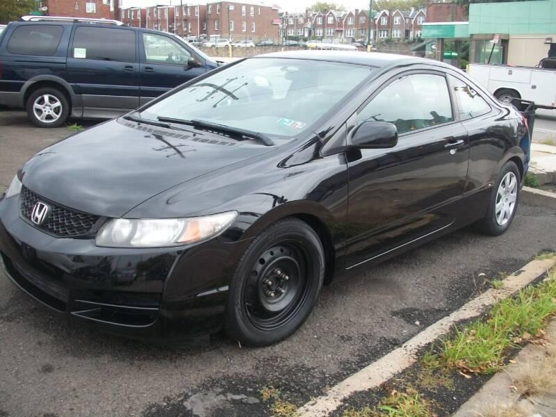 2009 Honda Civic for sale at J Michaels Auto Sales Inc in Philadelphia PA