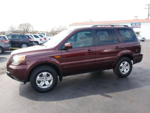 2008 Honda Pilot for sale at Big Boys Auto Sales in Russellville KY
