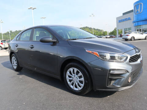 2020 Kia Forte for sale at RUSTY WALLACE HONDA in Knoxville TN