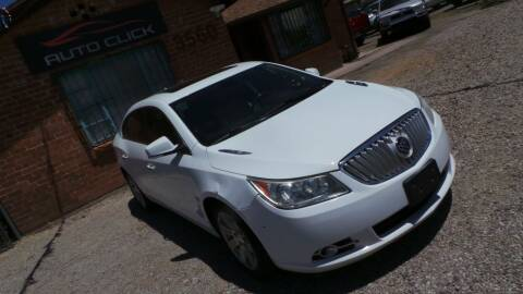 2011 Buick LaCrosse for sale at Auto Click in Tucson AZ