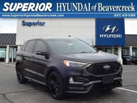 2020 Ford Edge for sale at Superior Hyundai of Beaver Creek in Beavercreek OH