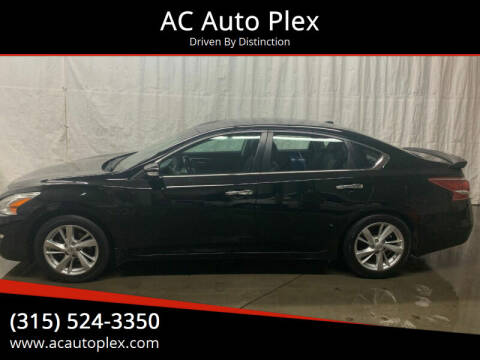 2013 Nissan Altima for sale at AC Auto Plex in Ontario NY