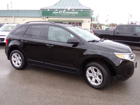 2012 Ford Edge for sale at Jim O'Connor Select Auto in Oconomowoc WI