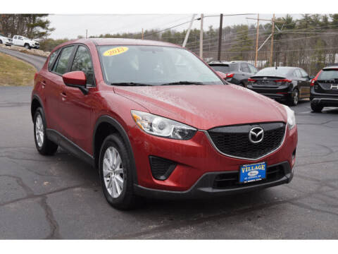 2013 Mazda CX-5 for sale at VILLAGE MOTORS in South Berwick ME