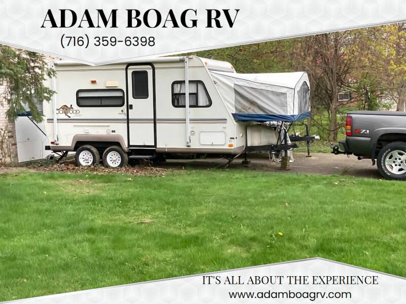 2003 Rockwood Roo for sale at Adam Boag RV in Hamburg NY