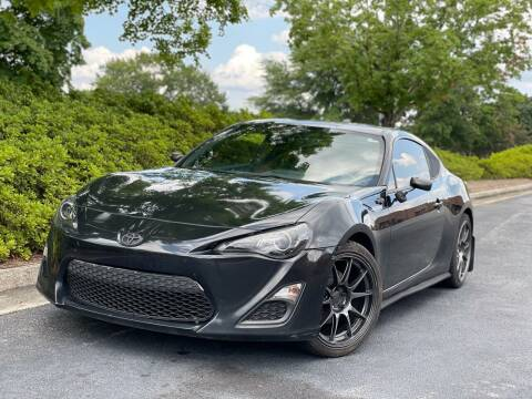 2014 Scion FR-S for sale at William D Auto Sales in Norcross GA