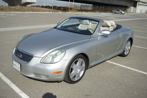 2004 Lexus SC 430 for sale at Sports Plus Motor Group LLC in Sunnyvale CA