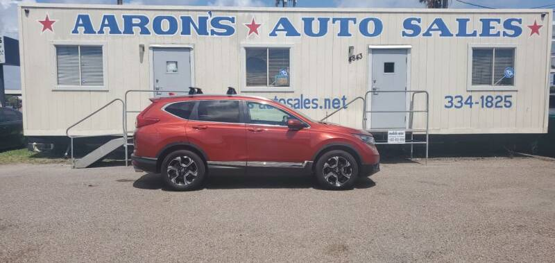 2017 Honda CR-V for sale at Aaron's Auto Sales in Corpus Christi TX