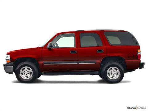 2004 Chevrolet Tahoe for sale at CHAPARRAL USED CARS OF ERWIN in Erwin TN