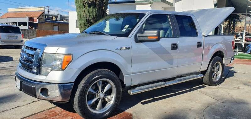 2010 Ford F-150 for sale at Auto Land in Ontario CA