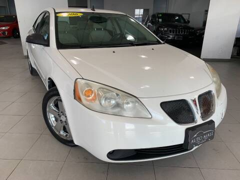 2006 Pontiac G6 for sale at Auto Mall of Springfield in Springfield IL