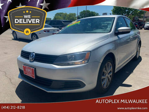 2011 Volkswagen Jetta for sale at Autoplex 2 in Milwaukee WI