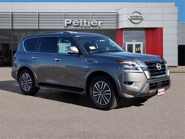 2022 Nissan Armada for sale in Tyler, TX