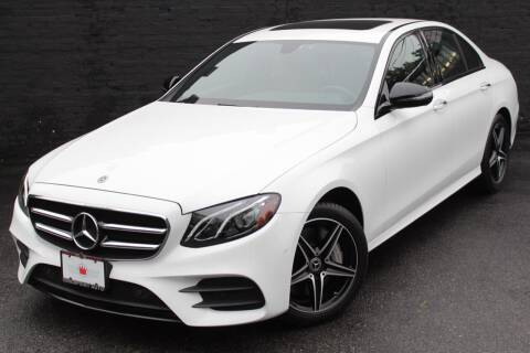 2018 Mercedes-Benz E-Class for sale at Kings Point Auto in Great Neck NY