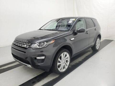 2017 Land Rover Discovery Sport for sale at WCG Enterprises in Holliston MA