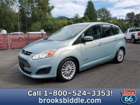 2013 Ford C-MAX Hybrid for sale at BROOKS BIDDLE AUTOMOTIVE in Bothell WA