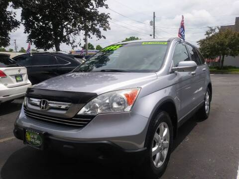 2008 Honda CR-V for sale at Oak Hill Auto Sales of Wooster, LLC in Wooster OH
