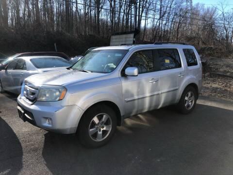 2009 Honda Pilot for sale at 22nd ST Motors in Quakertown PA
