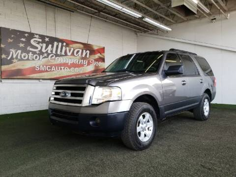 2012 Ford Expedition for sale at SULLIVAN MOTOR COMPANY INC. in Mesa AZ