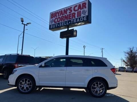2019 Dodge Journey for sale at Bryans Car Corner in Chickasha OK