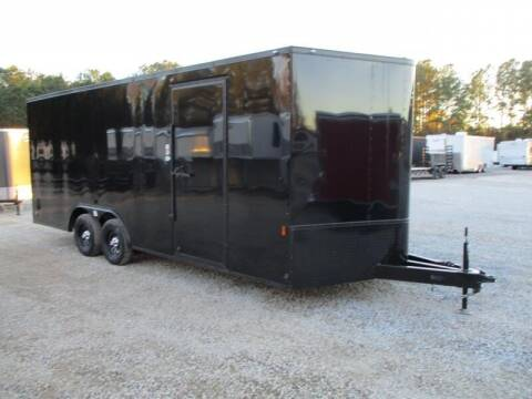 2021 Continental Cargo SUNSHINE 8.5 X 20 RACE TRAILER for sale at Vehicle Network - HGR'S Truck and Trailer in Hope Mill NC