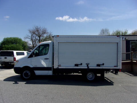 2008 Freightliner Sprinter Cab Chassis for sale at Swanny's Auto Sales in Newton NC