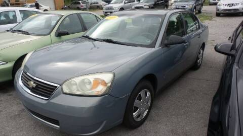 2008 Chevrolet Malibu Classic for sale at Tates Creek Motors KY in Nicholasville KY