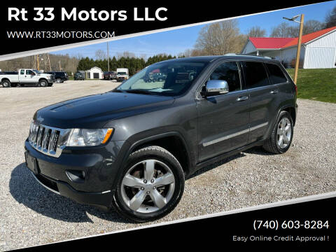 2011 Jeep Grand Cherokee for sale at Rt 33 Motors LLC in Rockbridge OH