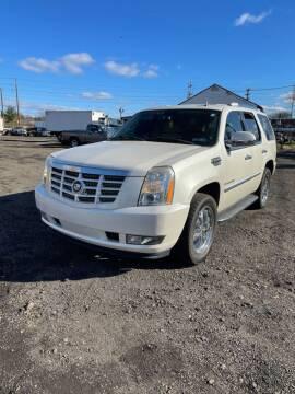 2007 Cadillac Escalade for sale at Hamilton Auto Group Inc in Hamilton Township NJ