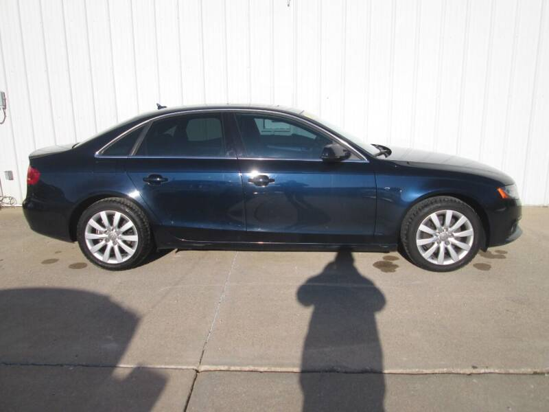 2010 Audi A4 for sale at Parkway Motors in Osage Beach MO