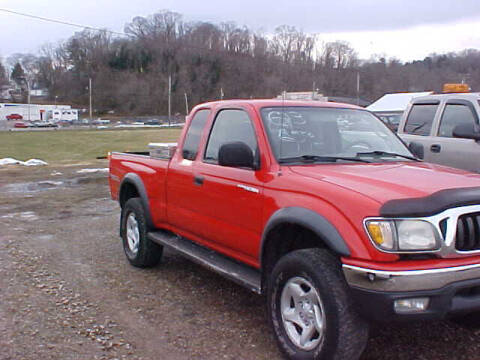 2003 Toyota Tacoma for sale at Bates Auto & Truck Center in Zanesville OH