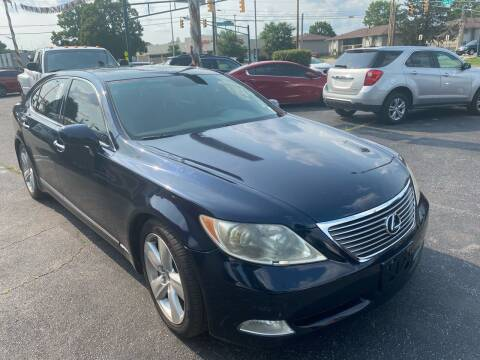 2007 Lexus LS 460 for sale at Right Place Auto Sales in Indianapolis IN