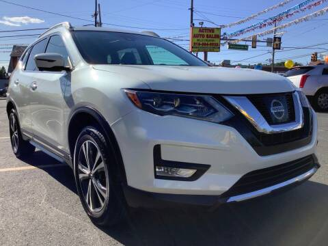 2017 Nissan Rogue for sale at Active Auto Sales in Hatboro PA