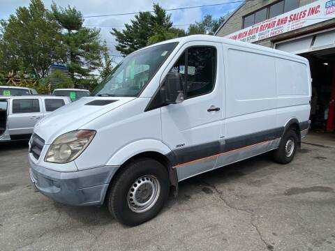 2011 Mercedes-Benz Sprinter Cargo for sale at White River Auto Sales in New Rochelle NY